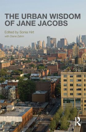 The Urban Wisdom of Jane Jacobs book cover