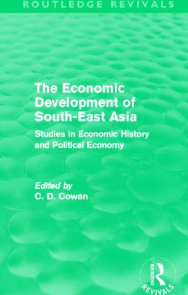The Economic Development of South-East Asia (Routledge Revivals)