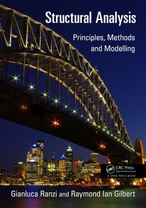 Structural Analysis: Principles, Methods and Modelling, 1st Edition (Paperback) book cover