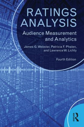 Ratings Analysis: Audience Measurement and Analytics, 4th Edition (Paperback) book cover