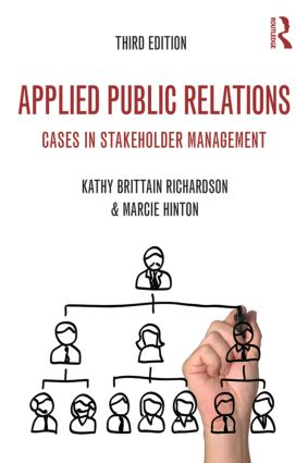 Applied Public Relations: Cases in Stakeholder Management book cover