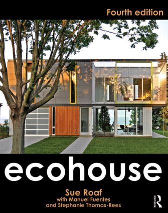 Ecohouse: 4th Edition (Paperback) book cover