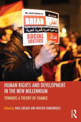 Human Rights and Development in the new Millennium: Towards a Theory of Change (Paperback) book cover