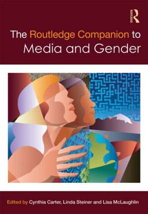 The Routledge Companion to Media & Gender (Hardback) book cover