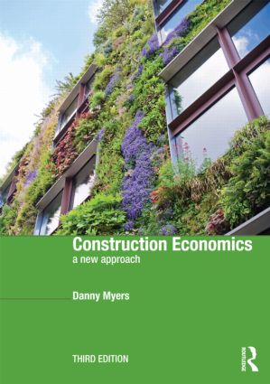 Construction Economics: A New Approach, 3rd Edition (Paperback) book cover
