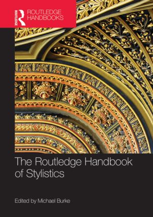 The Routledge Handbook of Stylistics book cover