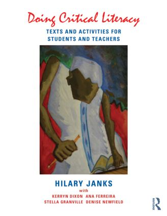 Doing Critical Literacy: Texts and Activities for Students and Teachers (Paperback) book cover