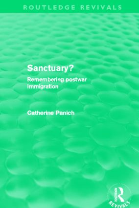 Sanctuary? (Routledge Revivals)