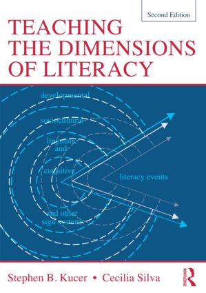 Teaching the Dimensions of Literacy: 2nd Edition (Paperback) book cover