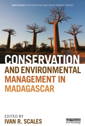 Conservation and Environmental Management in Madagascar (Hardback) book cover