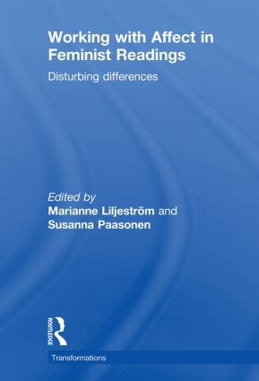 Working with Affect in Feminist Readings: Disturbing Differences book cover