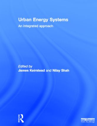 Urban Energy Systems: An Integrated Approach book cover