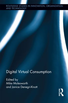 Digital Virtual Consumption book cover