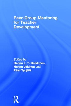 Peer-Group Mentoring for Teacher Development: 1st Edition (Hardback) book cover