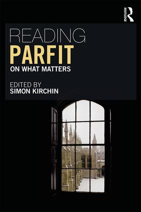 Reading Parfit: On What Matters book cover