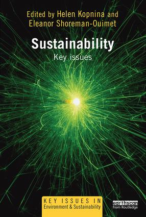 Sustainability: Key Issues, 1st Edition (Paperback) book cover