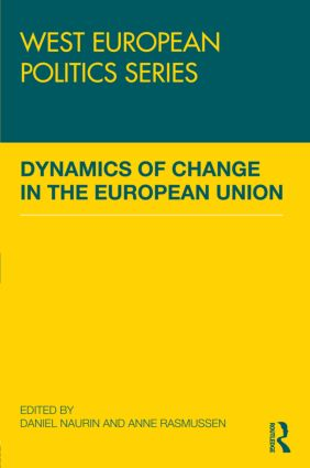 Dynamics of Change in the European Union (e-Book) book cover