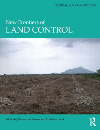 New Frontiers of Land Control (Hardback) book cover