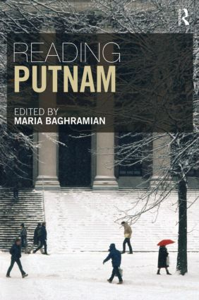 Reading Putnam (Paperback) book cover