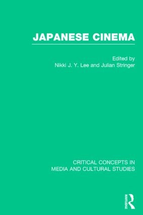 Japanese Cinema (Hardback) book cover