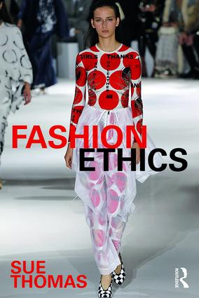 Fashion Ethics book cover