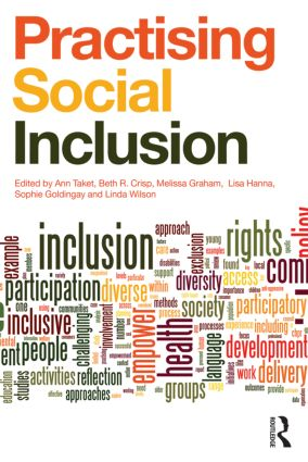 Practising Social Inclusion (Paperback) book cover