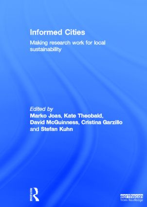 Informed Cities: Making Research Work for Local Sustainability book cover