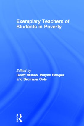 Exemplary Teachers of Students in Poverty: 1st Edition (Hardback) book cover