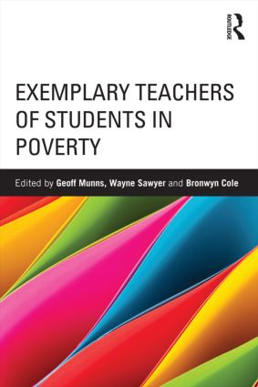 Exemplary Teachers of Students in Poverty (Paperback) book cover