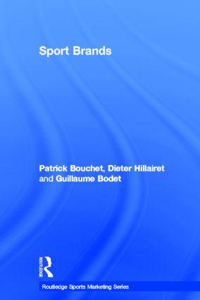 Sport Brands book cover