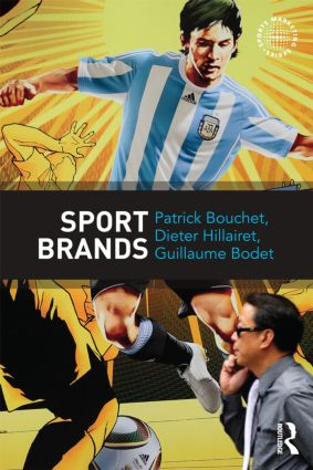 Sport Brands (Paperback) book cover