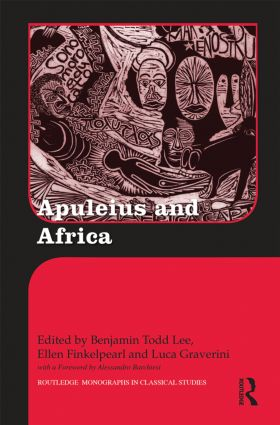 Apuleius and Africa (Hardback) book cover