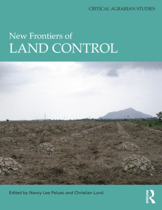 New Frontiers of Land Control book cover