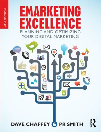 Emarketing Excellence: Planning and Optimizing your Digital Marketing, 4th Edition (Paperback) book cover