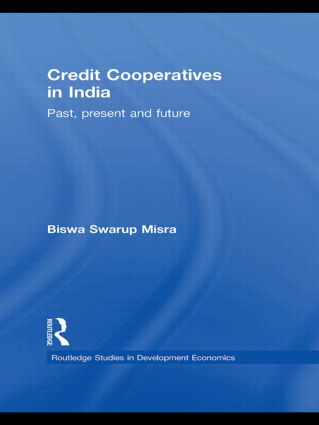 Credit Cooperatives in India: Past, Present and Future (Paperback) book cover