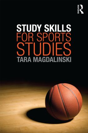 Study Skills for Sports Studies (Paperback) book cover