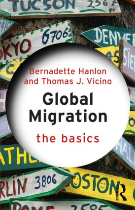 Global Migration: The Basics (Paperback) book cover