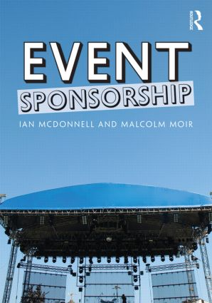 Event Sponsorship book cover