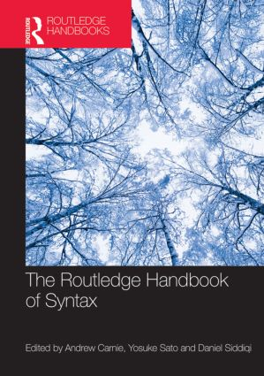 The Routledge Handbook of Syntax book cover