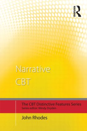 Narrative CBT: Distinctive Features (Paperback) book cover