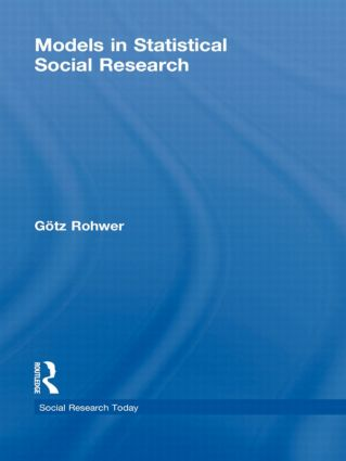 Models in Statistical Social Research book cover