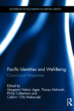 Pacific Identities and Well-Being: Cross-Cultural Perspectives (Hardback) book cover