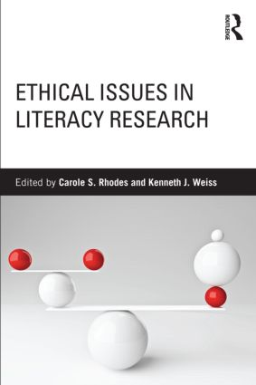 Ethical Issues in Literacy Research (Paperback) book cover