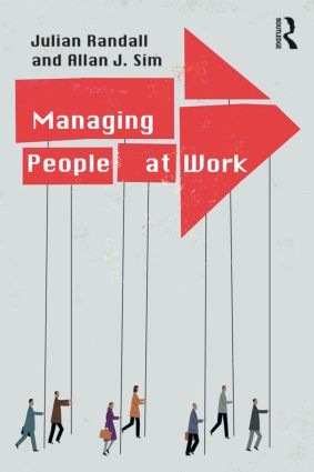 Managing People at Work: 1st Edition (Paperback) book cover