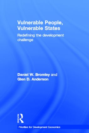 Vulnerable People, Vulnerable States: Redefining the Development Challenge (Hardback) book cover