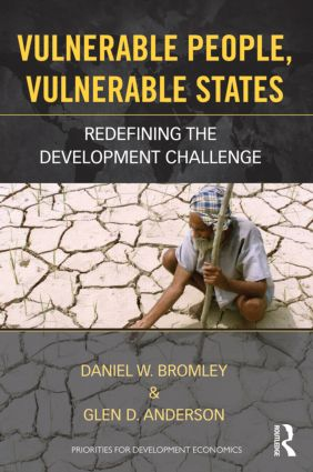 Vulnerable People, Vulnerable States: Redefining the Development Challenge, 1st Edition (Paperback) book cover