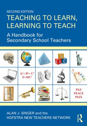 Teaching to Learn, Learning to Teach: A Handbook for Secondary School Teachers, 2nd Edition (Paperback) book cover