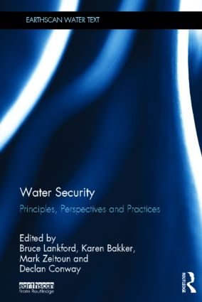 Water Security: Principles, Perspectives and Practices book cover