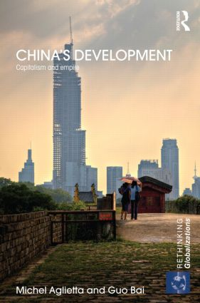 China's Development: Capitalism and Empire (Hardback) book cover