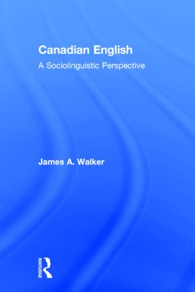 The Present and the Future of Canadian English